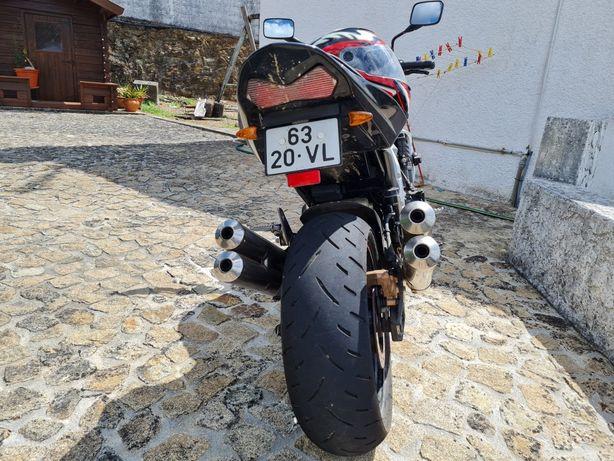 Kawasaki Z1000 30mil km