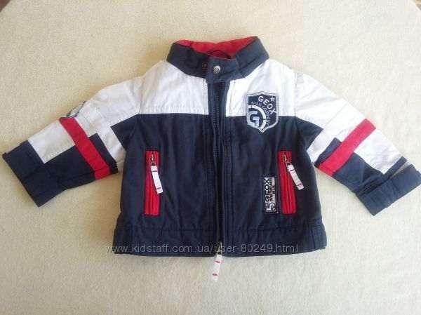 Куртка Geox на 6 мес размер 62