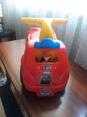 Толокар, машинка, мотоцикл, щенячий патруль