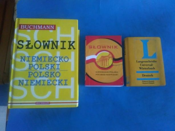 Super zestaw do nauki języka Niemieckiego(super stan) wysyłka gratis