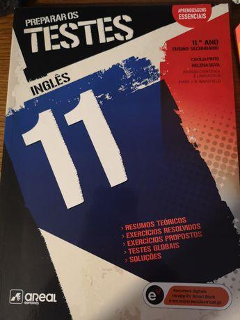 Livro preparar testes Inglês 11º ano
