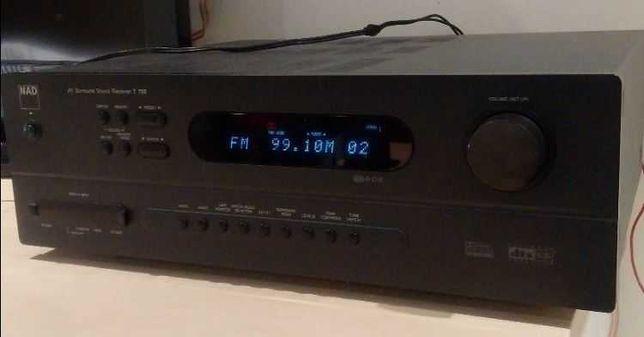 Amplificador AV NAD T752