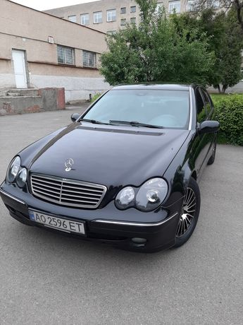 Mercedes w203 ,c200,avantgarde