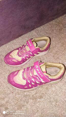 Кроссовки для девочки р. 32