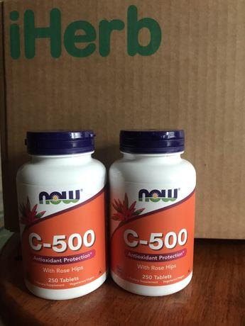 Витамин С , витамин D3