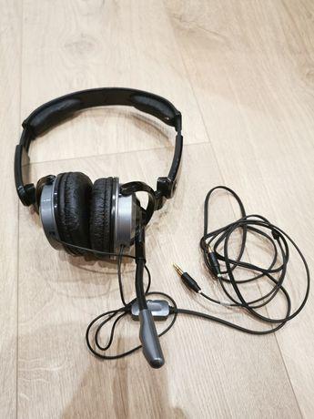 Słuchawki z mikrofonem HP