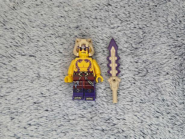 Lego Ninjago Krait njo120 minifigurka z mieczem