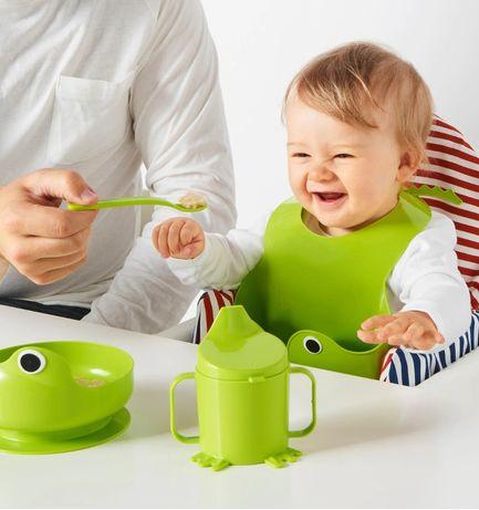 Детская посуда Mata Ikea  в наличии!