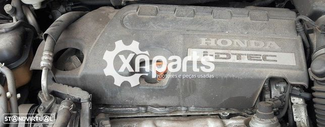 Motor HONDA CR-V III (RE_) 2.2 i-CTDi 4WD (RE6) | 01.07 -  Usado REF. N22B3