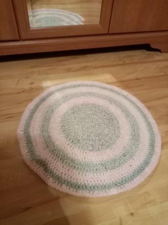 Dywanik, podkładka, bieżnik, 47 cm, handmade