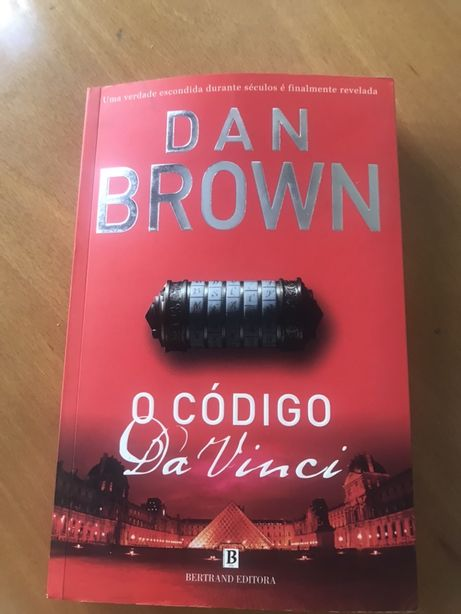 Livro Codigo Da Vinci