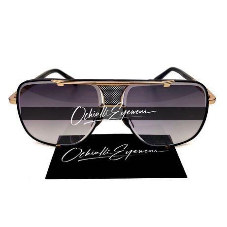Okulary przeciwsłoneczne Dita MACH FIVE z pudełkiem