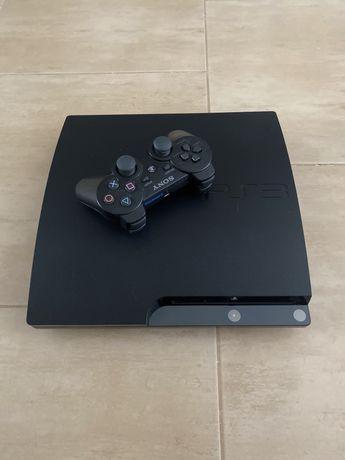 Sony PlayStation 3 Slim+13игр+2+Fifa19+ Gta5+Гарантия