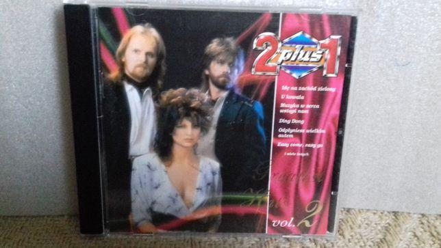 2 Plus 1 2+1 Greatest Hits Vol.2 CD