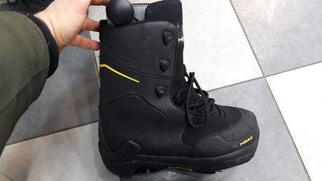 Ботинки для сноуборда head 370 sxl 29,5 см по стельке в хорошем состоя