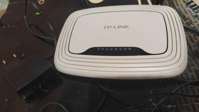 Маршрутизатор роутер Tp-link TL-WR841N