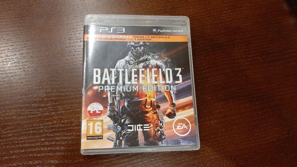 Battlefield 3 premium edition ps3 Radom - image 1