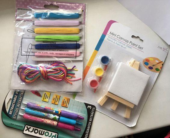 Наборы для творчества crayola бусины, плетение браслетов, рисование