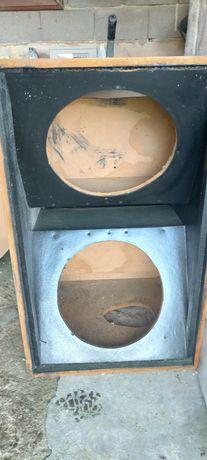 Caixa para sistema de som