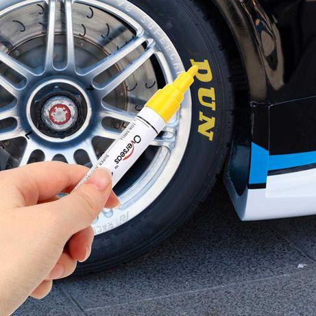 Маркер карандаш по резине для шин или покрышек маркеры