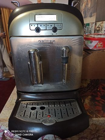 продам кофемашину zelmer 13z011
