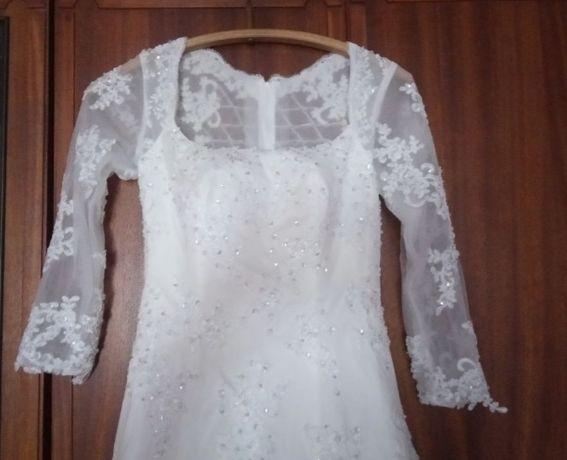 Весільна сукня плаття віддам за символічну ціну
