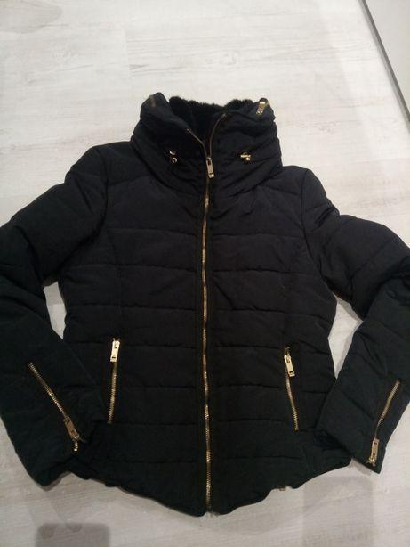 Extra kurtka zimowa roz 38 M L jak nowa