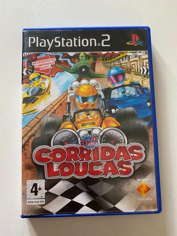 Jogo para PlayStation 2 Corridas Loucas