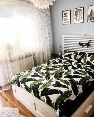 Łóżko IKEA BRIMNES z 4 szufladami 160x200