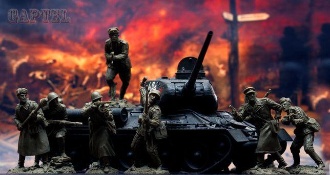 Солдатики публия. Пехота 1944г