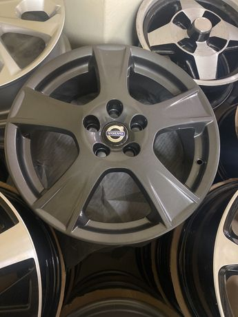 """Jantes 17"""" 5x108 ford focus transit connect mondeo cmax smax volvo"""
