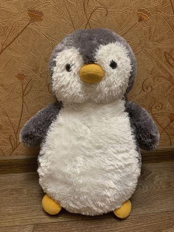 Плюшевый пингвин