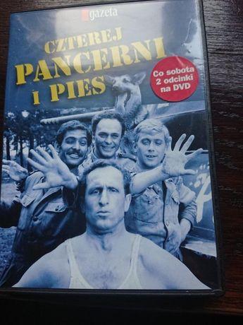 Czterej pancerni i pies - dwa odcinki na dvd