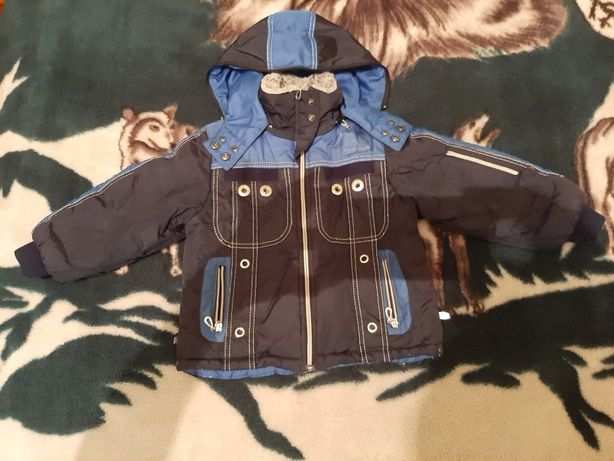 Недорого! Куртка зимняя от 3-х лет