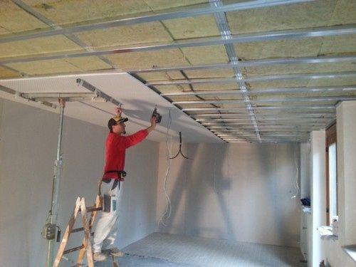 Zabudowy karton gips. Sufity, sciany, ścianki działowe, poddasza.