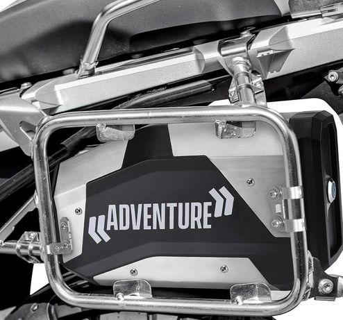 Mala de ferramentas adventure dir/esq bmw gs adventure