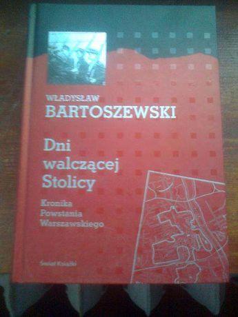 W. Bartoszewski Dni Walczącej Stolicy