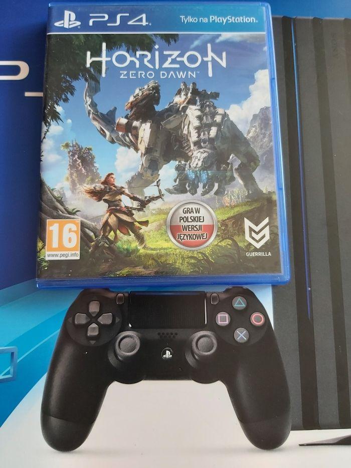 Gra na PlayStation 4 Horizon Zero Down wersja pl idealna Siemianowice Śląskie - image 1