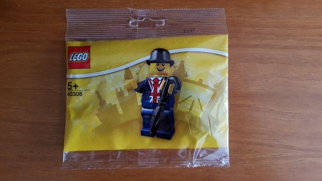 LEGO 40308 Polybag Minifigura Lester - Troco por Polícia S 18