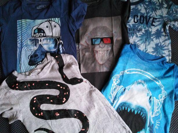 T-shirt, koszulki chłopięce
