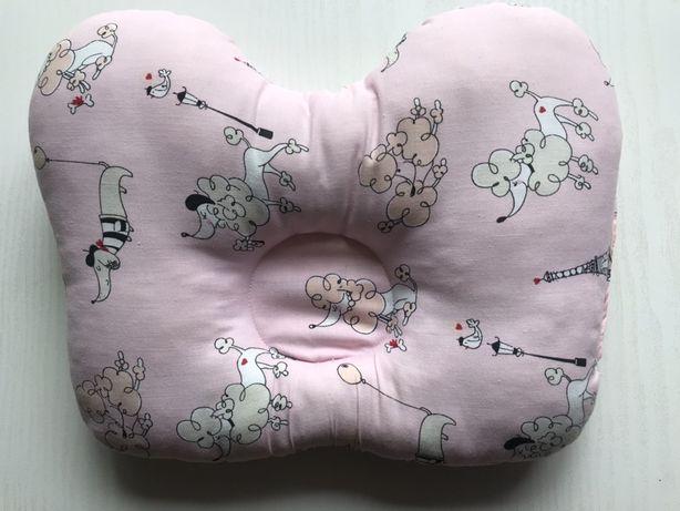 Ортопедическая подушка Ортекс Бабочка для младенцев