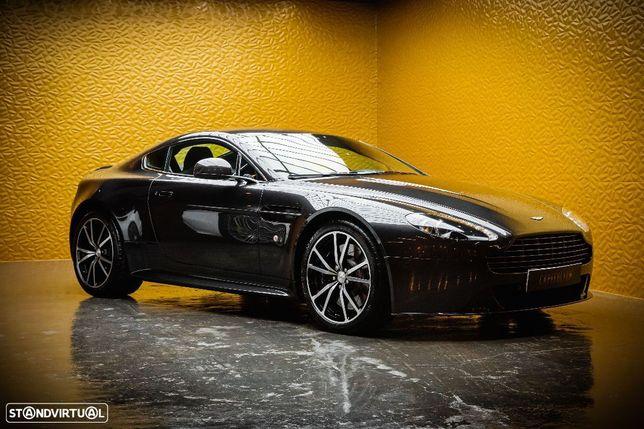 Aston Martin Vantage Coupe V8 S Sportshift