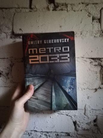 Metro 2033 / Dmitry Glukhovski