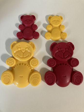 Желейный медведь Валера Валерка игрушка конструктор поп ит лол