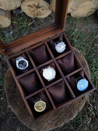 шкатулка для часов коллекционная