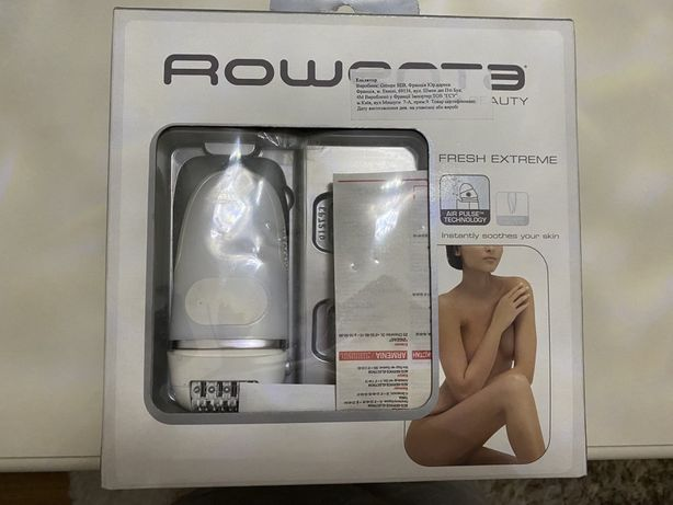 Продам эпилятор Rowenta новый, Франция!