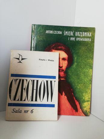 Antoni Czechow Sala nr 6 i inne opowiadania