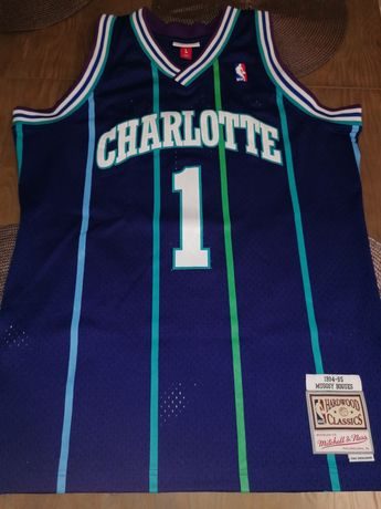 Mitchell and ness Charlotte Hornets NBA