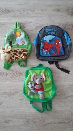 Plecaczki dla dziecka