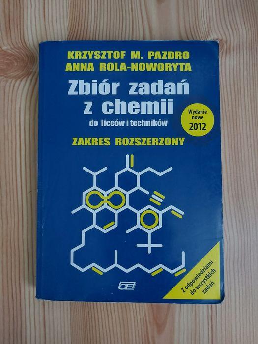 Zbiór zadań z chemii PAZDRO Odporyszów - image 1